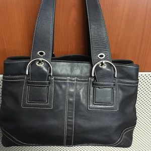 Quality leather bag